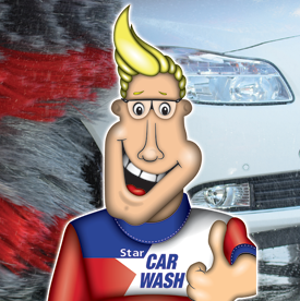 Star Car Wash Unlimited Car Washes!